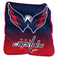 NHL Washington Capitals Raschel Throw Blanket