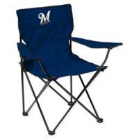 MLB Milwaukee Brewers Quad Chair