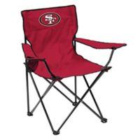 NFL San Francisco 49ers Quad Chair
