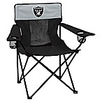 NFL Oakland Raiders Elite Chair