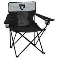NFL Oakland Raiders Elite Chair