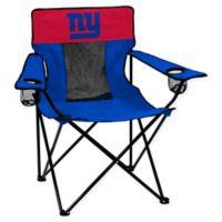 NFL New York Giants Elite Chair