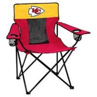 NFL Kansas City Chiefs Elite Chair