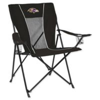 NFL Baltimore Ravens Folding GameTime Chair