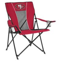 NFL San Francisco 49ers Folding GameTime Chair
