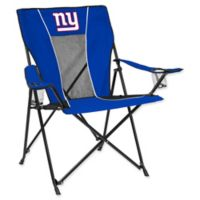 NFL New York Giants Folding GameTime Chair