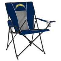 NFL Los Angeles Chargers Folding GameTime Chair