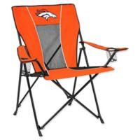 NFL Denver Broncos Folding GameTime Chair