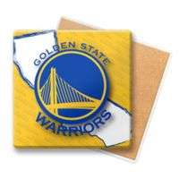 NBA Golden State Warriors State Coasters (Set of 6)