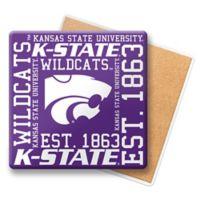 Kansas State University Ceramic Coasters (Set of 6)