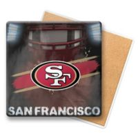 NFL San Francisco 49ers Player Coasters (Set of 6)