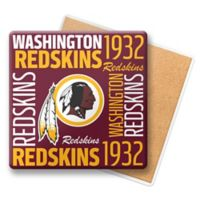 NFL Washington Redskins Coasters (Set of 6)