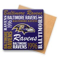 NFL Baltimore Ravens Coasters (Set of 6)