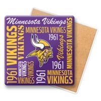 NFL Minnesota Vikings Coasters (Set of 6)