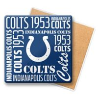 NFL Indianapolis Colts Coasters (Set of 6)