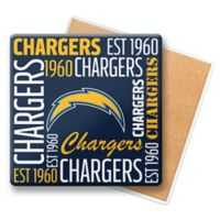 NFL Los Angeles Chargers Coasters (Set of 6)