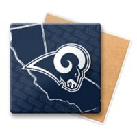 NFL Los Angeles Rams State Coasters (Set of 6)