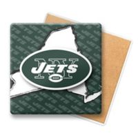 NFL New York Jets State Coasters (Set of 6)