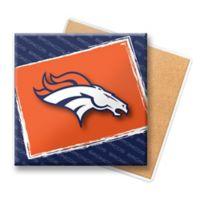 NFL Denver Broncos State Coasters (Set of 6)