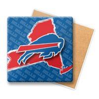 NFL Buffalo Bills State Coasters (Set of 6)