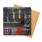 NFL New York Giants Wooden Coasters (Set of 6)