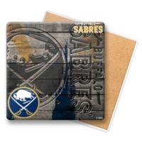 NHL Buffalo Sabres Wooden Coasters (Set of 6)