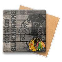 NHL Chicago Blackhawks Wooden Coasters (Set of 6)