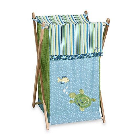 Cocalo Baby 174 Turtle Reef Hamper Bed Bath Amp Beyond