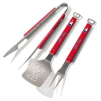 MLB Boston Red Sox Spirit Series 3-Piece BBQ Set