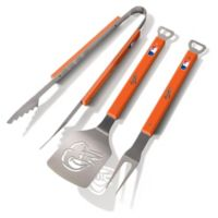 MLB Baltimore Orioles Spirit Series 3-Piece BBQ Set