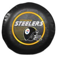 NFL Pittsburgh Steelers Large Team Helmet Tire Cover