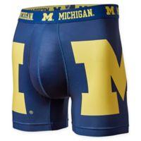 University of Michigan Large Boxer Brief