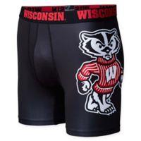 University of Wisconsin Medium Boxer Brief
