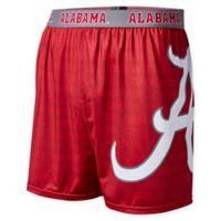 University of Alabama Large Center Seam Boxer