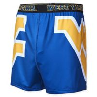 West Virginia University Large Center Seam Boxer