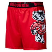 University of Wisconsin Large Center Seam Boxer