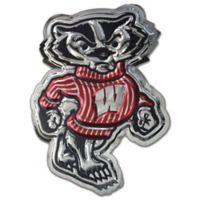 University of Wisconsin Large Bucky Badgers Mascot Wall Art