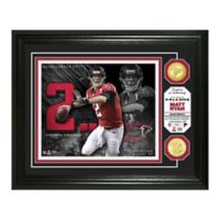 NFL Matt Ryan Bronze Coin Photo Mint