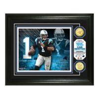 NFL Cam Newton Bronze Coin Photo Mint