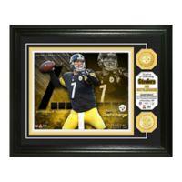 NFL Ben Roethlisberger Bronze Coin Photo Mint