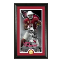 NFL Larry Fitzgerald Supreme Bronze Coin Photo Mint