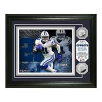 NFL Ezekiel Elliot Silver Coin Photo Mint