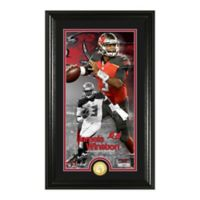 NFL Jameis Winston Supreme Bronze Coin Photo Mint