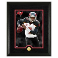 NFL Jameis Winston Canvas Art Gold Coin Photo Mint