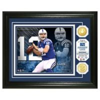 NFL Andrew Luck Bronze Coin Photo Mint