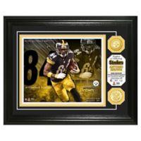 NFL Antonio Brown Bronze Coin Photo Mint