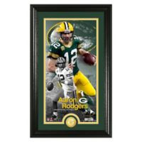 NFL Aaron Rodgers Supreme Bronze Coin Photo Mint