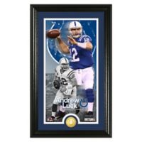 NFL Andrew Luck Supreme Bronze Coin Photo Mint
