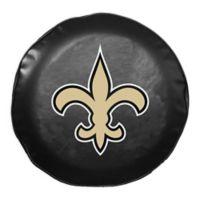 NFL New Orleans Saints Large Fluer de Lis Tire Cover