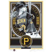 MLB Pittsburgh Pirates Andrew McCutchen Serigraph
